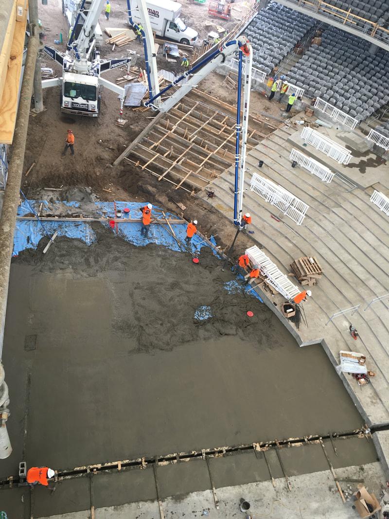 Pumping Birken Construction Inc